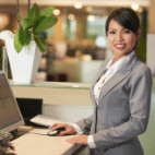 Administratief, Receptie & Hosts